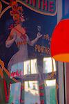Port Townsend, Alchemy, Bistro, Wine Bar, Washington Street, Port Townsend Historic District, Olympic Peninsula, Washington State, Pacific Northwest, restaurants, window reflections,