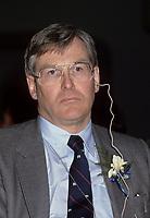 Le ministre des finances du canada Michael Wilson<br /> <br /> PHOTO : Agence Quebec Presse