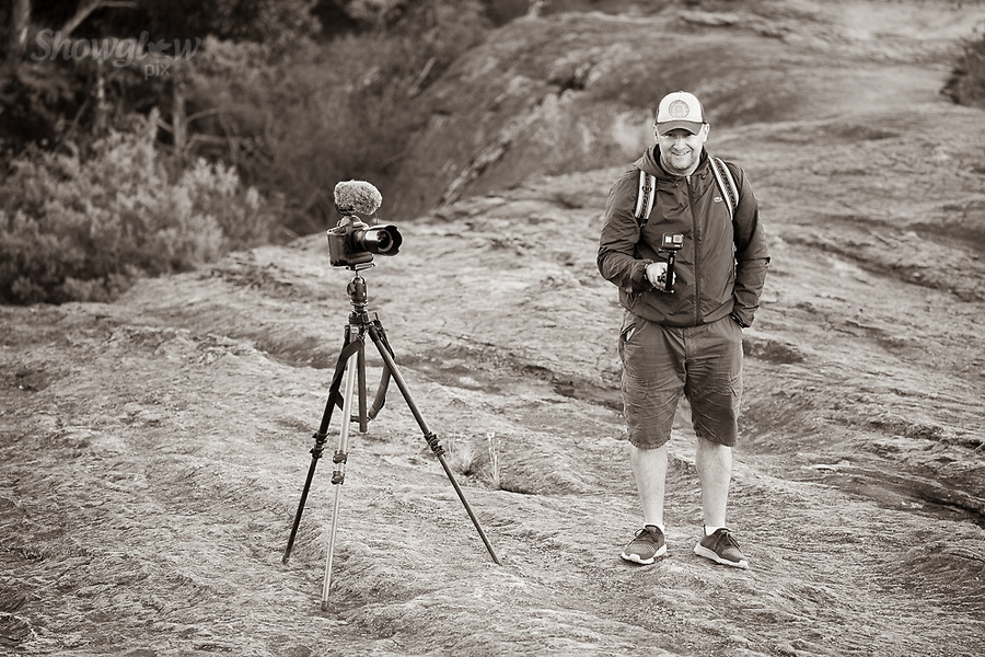 Image Ref: CA735<br /> Location: Mt Stapylton, The Grampians<br /> Date of Shot: 27.01.19