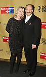 Rebecca Luker and Danny Burstein attending the Broadway Opening Night After Party for 'Cabaret' at Studio 54 on April 24, 2014 in New York City.