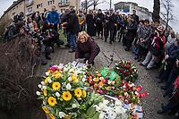 2020/02/07 Berlin   Ehrenmord   Gedenken an Hatun Sürücü