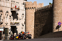 33 VERSTAPPEN Max (nld), Red Bull Racing Honda RB16B, action during the Formula 1 Azerbaijan Grand Prix 2021 from June 04 to 06, 2021 on the Baku City Circuit, in Baku, Azerbaijan -<br /> FORMULA 1 : Grand Prix Azerbaijan <br /> 05/06/2021 <br /> Photo DPPI/Panoramic/Insidefoto <br /> ITALY ONLY