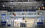 Einblick auf das Feld von der Tribuene im SNP Dome  beim Spiel in der BARMER 2. Basketball Bundesliga Pro A, MLP Academics Heidelberg - Ehingen Urspring.<br /> <br /> Foto © PIX-Sportfotos *** Foto ist honorarpflichtig! *** Auf Anfrage in hoeherer Qualitaet/Aufloesung. Belegexemplar erbeten. Veroeffentlichung ausschliesslich fuer journalistisch-publizistische Zwecke. For editorial use only.
