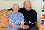 Michael Gleeson and his wife Kathleen