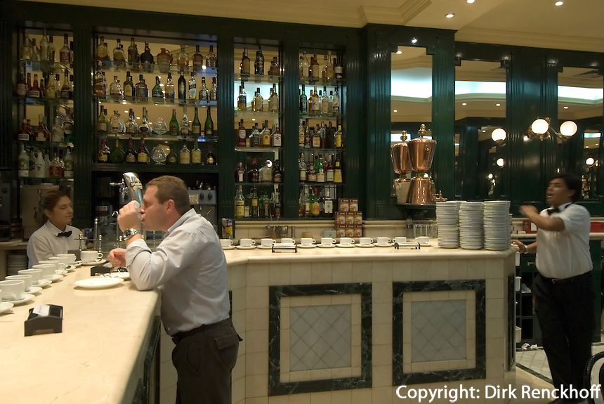 Spanien, Chocolateria San Gines in Madrid, Pasadizo San Gines 5