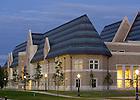 Marie DeBartolo Center for the Performing Arts..Photo by Matt Cashore