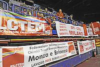 - manifestazione interregionale del sindacato CGIL 'Non pieghiamo i diritti'  al Mediolanum Forum di Assago (Milano)<br /> <br /> - CGIL labor union interregional meeting 'rights do not bend' at  Mediolanum Forum of  Assago (Milan)