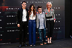 "Alex Gonzalez, Clara Lago, Hatem Khraiche and Belen Rueda attends the junket of the film ""Orbita 9"" in Madrid, Spain. April 05, 2017. (ALTERPHOTOS / Rodrigo Jimenez)"