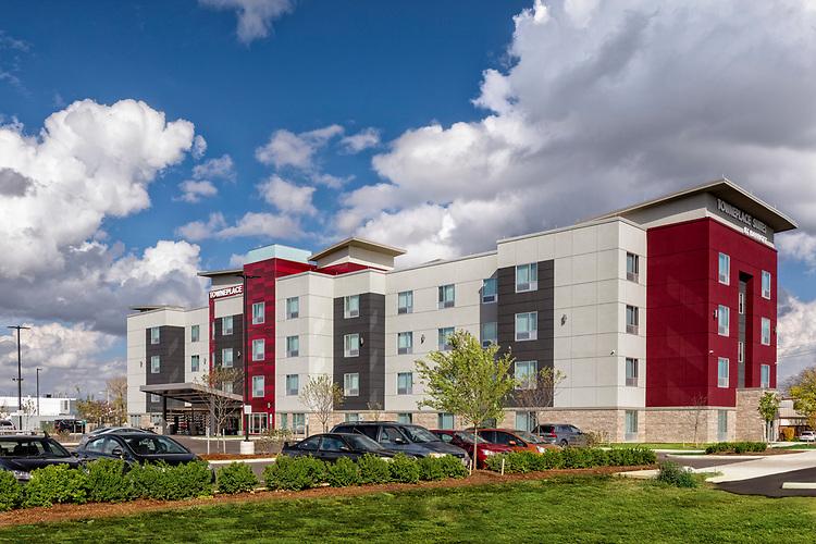 CMHTH Townplace Suites Columbus Hilliard   Marriott
