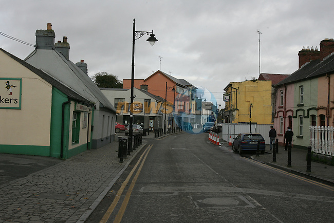 Trim in Co Meath the old narrow streets of a town that still holds onto its old roots..Photo: Fran Caffrey/ Newsfile.(Photo caption should read  Fran Caffrey/Newsfile)..<br />