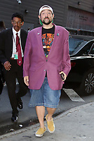 NEW YORK, NY- October 02: Kevin Smith at Good Morning America to talk about Jay and Silent Reboot in New York City on October 02, 2019. Credit: RW/MediaPunch