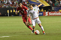 Mexico vs Panama, July 22, 2015