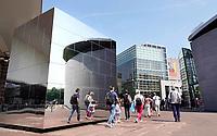 Nederland - Amsterdam - 2018.   Het van Gogh Museum.   Foto Berlinda van Dam / Hollandse Hoogte.