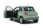 Car images of a 2015 Fiat 500 POP 3 Door Hatchback Doors