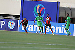 Persipura Jayapura vs Maziya Sports & Recreations during the 2015 AFC Cup 2015 Group E match on April 14, 2015 at the Mandala Stadium in Jayapura, Indonesia. Photo by Chaarly Lapulua / World Sport Group