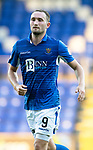 St Johnstone FC….Season 2019-20 <br />Chris Kane<br />Picture by Graeme Hart. <br />Copyright Perthshire Picture Agency<br />Tel: 01738 623350  Mobile: 07990 594431