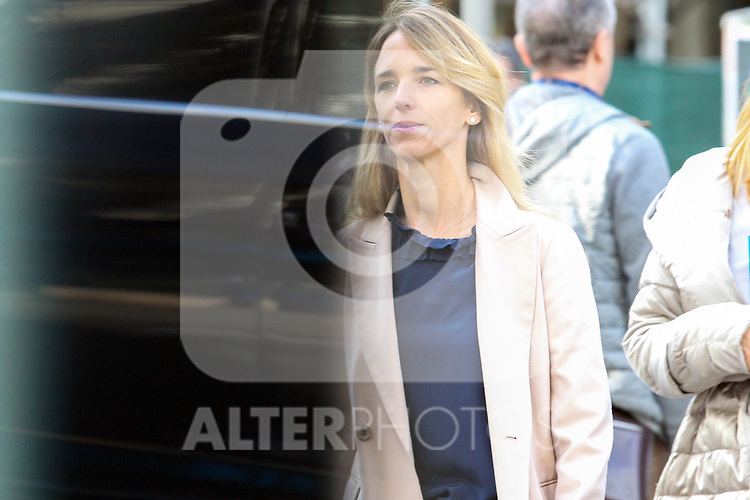 Cayetana Alvarez de Toledo (PP) attends the Central Executive Board meeting to evaluate the election results on November 12, 2019 in Madrid, Spain.(ALTERPHOTOS/ItahisaHernandez)