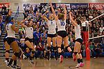 2014 girls volleyball: Los Altos High School vs. Archbishop Mitty at at CCS Finals