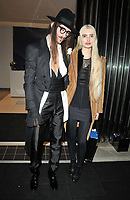 Joshua Kane and guest at the Glen Grant Dennis Malcolm 60th Anniversary Edition VIP launch party,Rolls Royce showroom, Berkeley Street, Mayfair, on Wednesday 06th October 2021, in London, England, UK . <br /> CAP/CAN<br /> ©CAN/Capital Pictures
