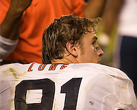 02 September 2006: Virginia defensive end Chris Long..The Pitt Panthers defeated the Virginia Cavaliers 38-13 on September 02, 2006 at Heinz Field, Pittsburgh, Pennsylvania.