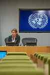 Press Briefing by Ms. Lise Kingo, CEO & Executive Director of the UN Global Compact, on the 2019 UN Global Compact Progress Report and the upcoming UN Global Compact Leaders Week (23–26 September 2019)