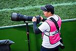 HSBC Hong Kong Rugby Sevens 2018 on 08 April 2018, in Hong Kong, Hong Kong. Photo by Christopher Palma / Power Sport Images