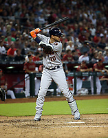 Yuli Gurriel - 2018 Houston Astros (Bill Mitchell)