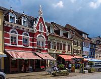Victor-Kretz Str., Gengenbach, Ortenaukreis, Baden-Württemberg, Deutschland, Europa<br /> Victor-Kretz-St, Gengenbach, Ortenaukreis, Baden-Wuerttemberg, Germany, Europe