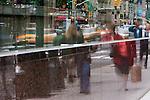 Streets of New York City, New York, USA