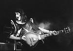 Kiss 1976 Ace Frehley.© Chris Walter.
