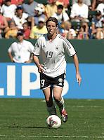 Stephanie Gottschlich, Germany 2-1 over Sweden at the  WWC 2003 Championships.