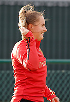 20201021 - TUBIZE , Belgium : Davinia VanMechelen pictured during a training session of the Belgian Women's National Team, Red Flames , on the 21st of October 2020 at Proximus Basecamp in Tubize. PHOTO: SPORTPIX.BE | SPP | SEVIL OKTEM