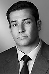 James Dickens of Hackett & James, residential property developers.
