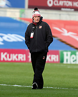 25 October 2020; Dean Ryan Head Coach of the Dragons before the Guinness PRO14 match between Ulster and Dragons at Kingspan Stadium in Belfast. Photo by John Dickson/Dicksondigital