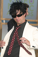 Green Day.MTV Video Music Awards.American Airlines Arena.Miami, FL.August  28, 2005.©2005 Kathy Hutchins / Hutchins Photo....