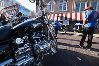 Usa,Tennessee,Memphis, Beale Street,black bikers