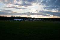 """""""BEAUTIFUL SUNSET"""" 2012 GBR-Bramham International Horse Trial: Wednesday Set Up and a quick look around the grounds..."""