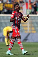 Cremona 02/10/2021 - campionato di calcio serie B / Cremonese-Ternana / photo Image Sport/Insidefoto<br /> nella foto: Meme Caleb Okoli