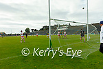 during the Allianz Football League Division 1 Semi-Final, between Tyrone and Kerry at Fitzgerald Stadium, Killarney, on Saturday.