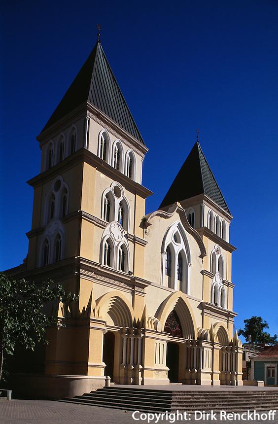 Kathedrale Catedral Santiago Apostol in Santiago de los Caballeros, Dominikanische Republik