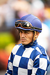 AUGUST 28, 2021: Abel Cedillo at Del Mar Fairgrounds in Del Mar, California on August 28, 2021. Evers/Eclipse Sportswire/CSM