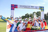 2021 LPGA Solheim Cup Golf USA v Europe Sep 6th