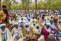 Prayer ground. Argungu, Nigeria.