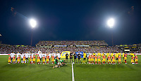 USA vs Jamaica, September 11, 2012