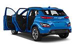 Car images of 2021 Hyundai Kona-EV Sky 5 Door SUV Doors