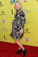 SANTA MONICA, CA, USA - NOVEMBER 16: Ali Larter arrives at the P.S. ARTS Express Yourself 2014 held at The Barker Hanger on November 16, 2014 in Santa Monica, California, United States. (Photo by Celebrity Monitor)