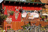 West Rib Pub and Grill, Talkeetna, AK, Alaska, USA