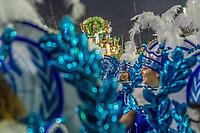 Rio de Janeiro (RJ), 22/02/2020 CARNAVAL - RJ - DESFILE - Desfile das escolas de samba Inocentes de Belfort Roxo, da Serie A, neste sabado (22), no sambodromo, no centro do Rio de Janeiro (RJ) (Foto: Ellan Lustosa/Codigo 19/Codigo 19)