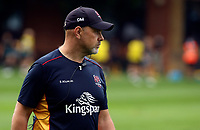Thursday 9th September 20218 <br /> <br /> Dan McFarland during the pre-season friendly between Saracens and Ulster Rugby at the Honourable Artillery Company Grounds, Armoury House, London, England. Photo by John Dickson/Dicksondigital