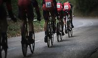 Team BMC underway to winning the TTT<br /> <br /> 12th Eneco Tour 2016 (UCI World Tour)<br /> stage 5 (TTT) Sittard-Sittard (20.9km) / The Netherlands